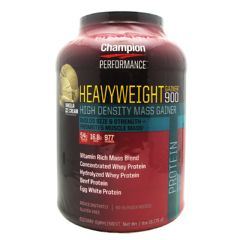 Champion Nutrition Heavyweight Gainer 900 - Vanilla Shake