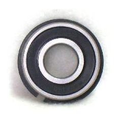 New Solutions 17mm x 40mm x 12mm - Precision Metric Bearings w/ Ring (Pride, Ortho)