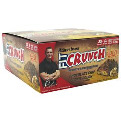 Fit Crunch Bars Fit Crunch Bar - Chcolate Chip Cookie Dough