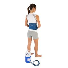 Aircast Back/Hip/Rib Cuff Only - For Aircast Cryocuff System