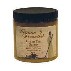 Keyano Aromatics Keyano Green Tea Scrub