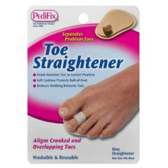 Single Toe Straightener