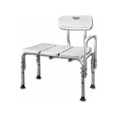 Invacare Supply Group Blow Molded Transfer Bench