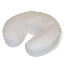 Poly Cotton Terry Face Cover