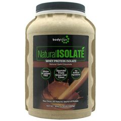 The Winning Combination Natural Isolate Whey Protein Isolate - Natural Dark Chocolate