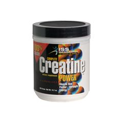 ISS Research Complete Creatine Power - 14.1 oz (400 g)