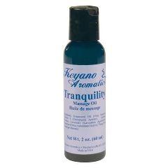 Keyano Aromatics Keyano Aromatherapy Massage Oil 2Oz Tranquility