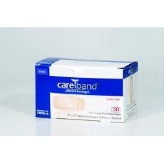 Invacare Supply Group CAREBAND Sheer Adhesive Strips
