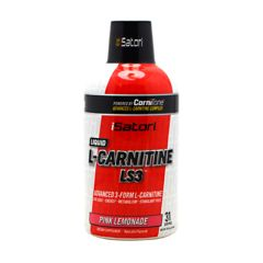 iSatori L-Carnitine LS3 - Pink Lemonade