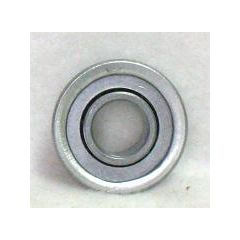 "New Solutions 1/2 x 1 1/8"" - Flanged Rear Wheel Caster Bearings"