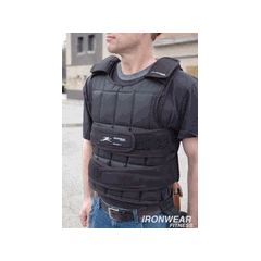 Ironwear Fire Fighter Weighted Uni-Vest long Max System