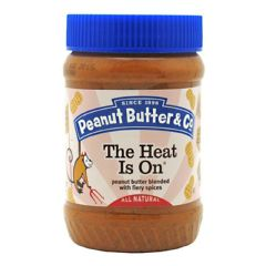 Peanut Butter & Co. Peanut Butter - The Heat Is On