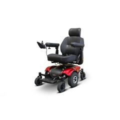 EW-M48 EWheels Power Wheelchair