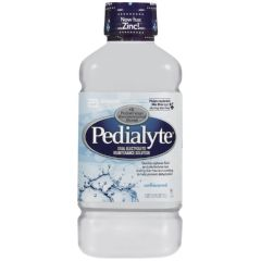 Pedialyte - Oral Electrolyte Maintenance Solution - Unflavored 1 liter