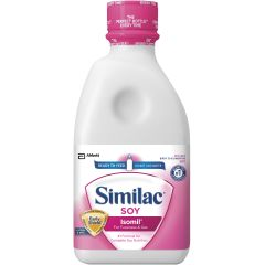Similac Isomil Soy Ready to Feed Infant Formula