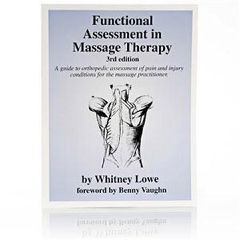 Omeri Orthopedic Assessment In Massage Therapy Book