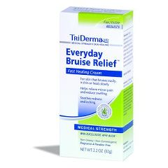 Triderma Everyday Bruise Relief - 2.2 oz tube