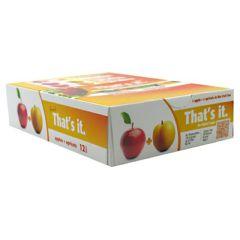 That's it Nutrition That's it Bar - Apple + Apricot