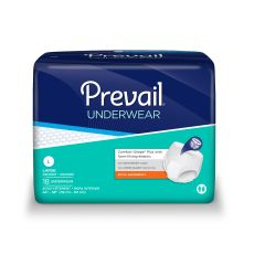 Prevail - First Quality Prevail Extra Protective Underwear - Extra Absorbency, Unisex
