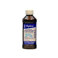 Cardinal Health Hydrogen Peroxide 3% USP Volume 16 oz.