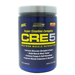 MHP Super Creatine Complex CRE5 - Fruit Punch