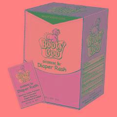 Booty Goo Diaper Rash Ointment - 2 gm foilpacs