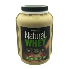 BodyLogix Natural Whey - Natural Dark Chocolate