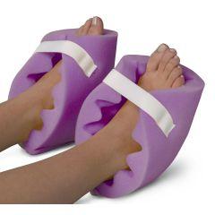Medline Convoluted Foam Heel Protectors