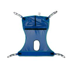Alliance Mesh Full Body Sling with Commode Opening, 450 lb Capacity