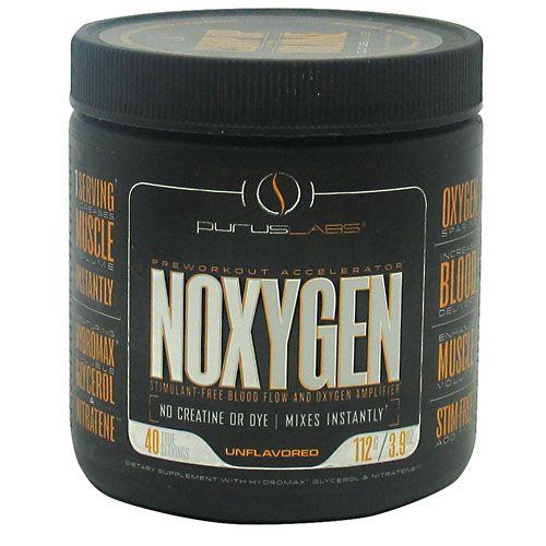 Purus Labs Noxygen - Unflavored Model 171 584622 01