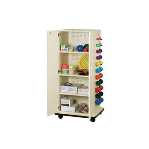 Clinton Industries Cabinet Rac With Doors Model 650 0038