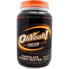 ScripHessco ISS OhYeah! Protein Powder - Chocolate Peanut Butter