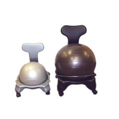 Cando Ball Chair - Locking Casters ONLY, Pair