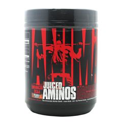 Universal Nutrition Animal Juiced Aminos - Orange Juice