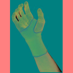 Slip-On Wrist Compression Support