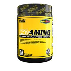 MAN Sports Iso-Amino - Sour Batch Kids