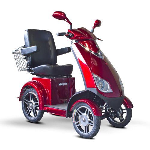 E Wheels EW-72 4-Wheel Mobility Scooter - Ready To Drive