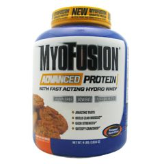 Gaspari Nutrition MyoFusion Advanced Protein - Peanut Butter Cookie