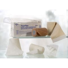 FourFlex 4-Layer Compression Bandaging System