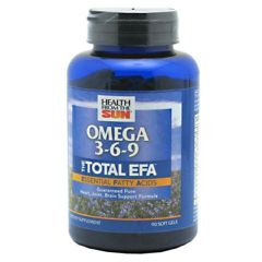 Omega 3-6-9 Health From The Sun Omega 3-6-9 The Total EFA