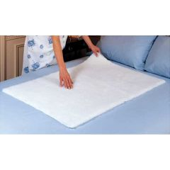 "Mabis DMI Synthetic Sheepskin Pad, 24"" x 30"""