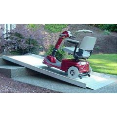 EZ-Access GATEWAY™ Solid Surface Portable Ramp Without Handrails