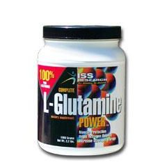 ISS Research Complete L-Glutamine Power