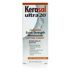 Kerasal Ultra20 Extra Strength Foot Cream - 2 oz