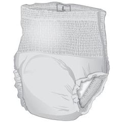 Cardinal Health Cardinal Maximum Absorbency Protective Underwear for Men