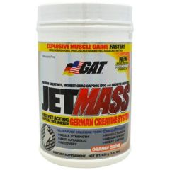 GAT JetMASS - Orange Creme