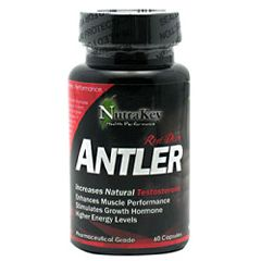 Nutrakey Red Deer Antler Sport Performance 60 Capsules