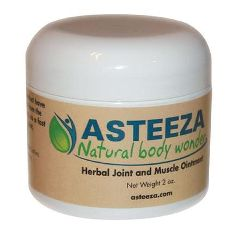 Aldali Inc. Asteeza Natural Body Wonder 2 Oz