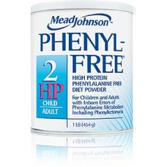 Mead Johnson Phenyl-Free 2 HP - Phenylalanine Free Diet Powder