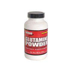 Optimum Nutrition Glutamine Powder, Unflavored